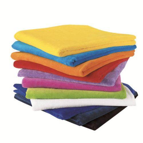 Terry Velour Towel – M100