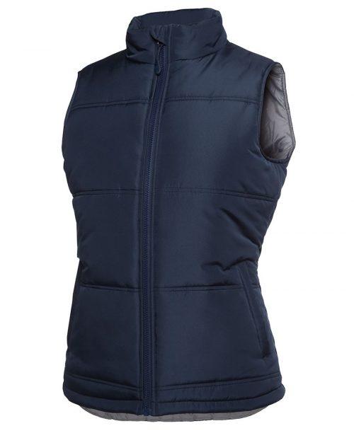 Ladies Adventure Puffer Vest – 3ADV1