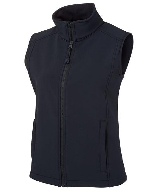 Ladies Layer Soft Shell Vest – 3JLV1
