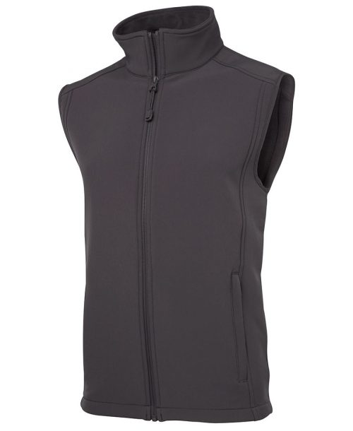 Men's Layer Soft Shell Vest – 3JLV