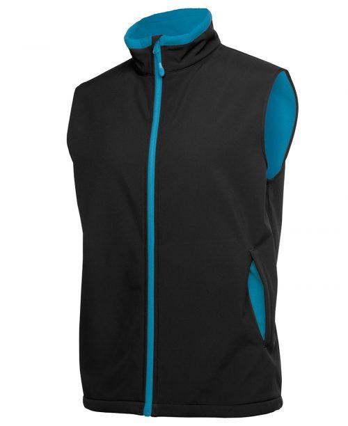 Men's Podium Water Resistant Softshell Vest – 3WSV