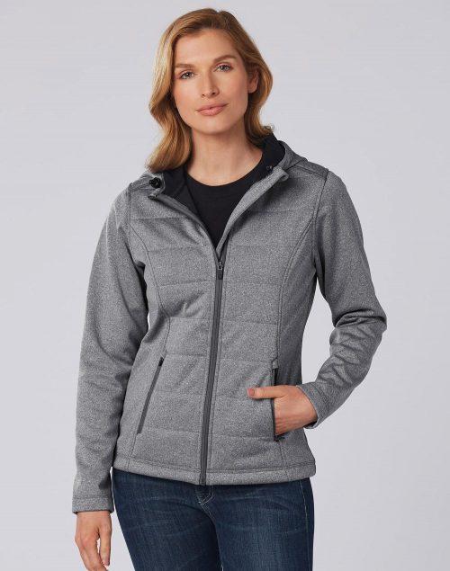 Ladies Jasper Cationic Quilted Jacket – JK52