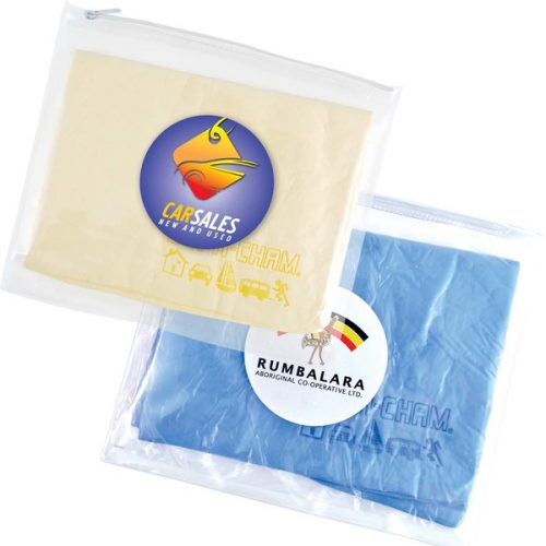 Supa Cham Chamois in Pouch – LL405